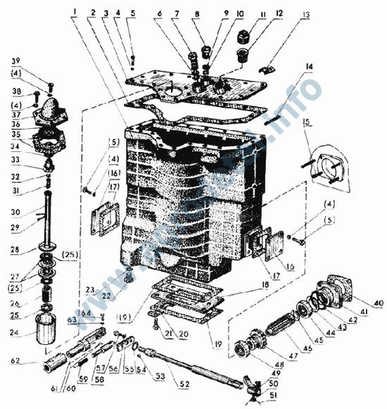 Элемент ф-ра масляного ТКР МТЗ-1221 (Кострома)